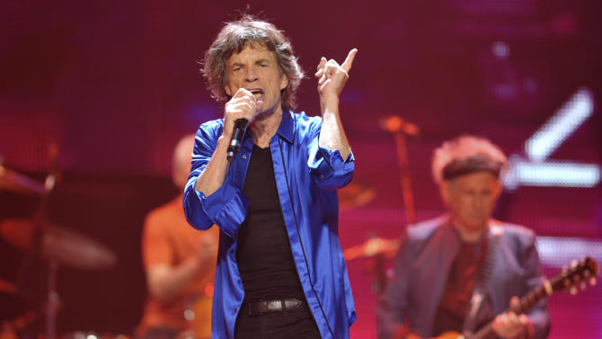 Stones, BBC reportedly near Glastonbury deal