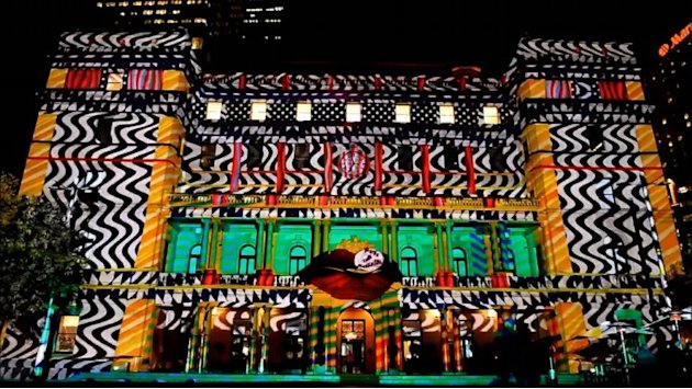 Annual cultural festival lights up a vivid Sydney
