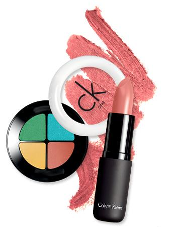 Calvin Klein's CK One Color Cosmetics