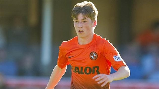 Ryan Gauld bagged a brace against Motherwell