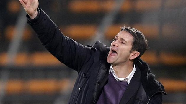 Real Sociedad coach Philippe Montanier (Reuters)