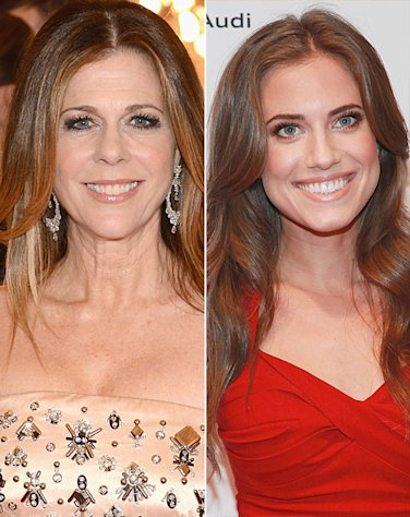 Rita Wilson On Her Girls&#39; Guest Role: I Requested &quot;No Nudity&quot;