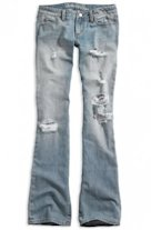 American Eagle Distressed Jeans $39.95