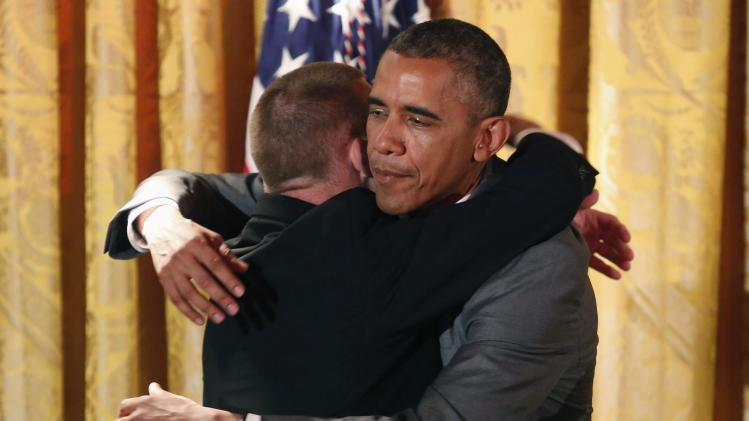 President Obama attends celebration of Special Olympics