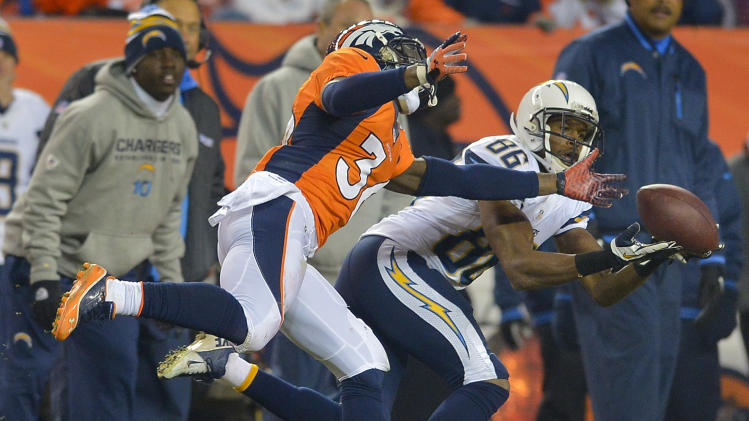 Broncos' loss opens door in AFC playoff race