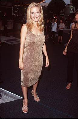 Kelly Preston at the Westwood premiere of Dreamworks' Saving Private Ryan