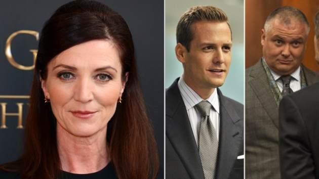 Michelle Fairley, Gabriel Macht, Conleth Hill -- Getty Images