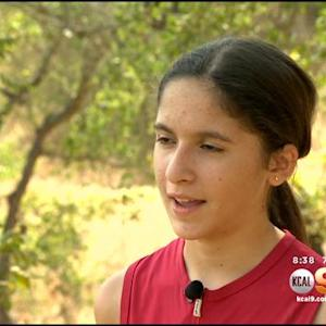 12-Year-Old Girl Set To Race Seven Marathons Across The World For Charity