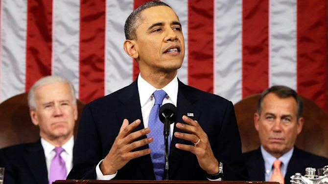 State of the Union: Obama announces withdrawal of 34,000 troops from Afghanistan within 1 year