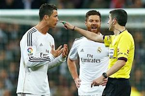 Carlo Ancelotti: Ronaldo and Ramos did not disrespect the ref