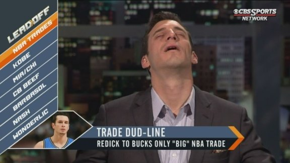 Redick to the Bucks