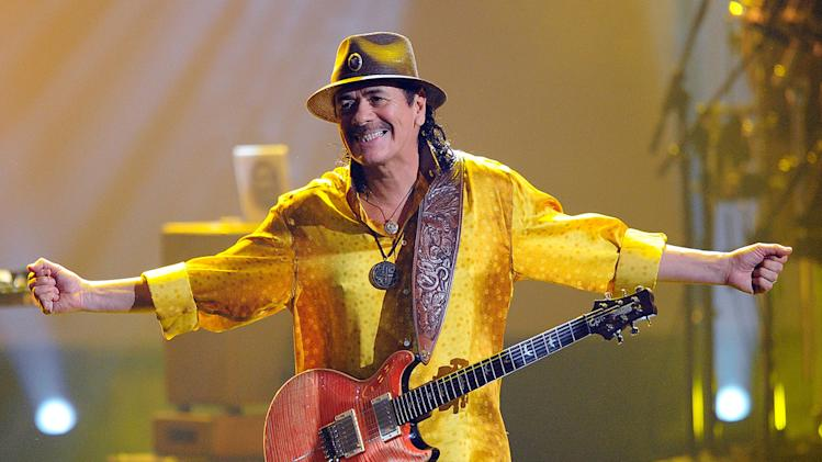 Carlos Santana Birthday July