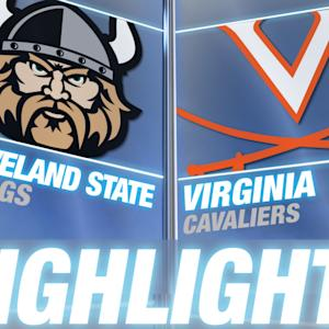 Cleveland State vs Virginia | 2014-15 ACC Men's Basketball Highlights