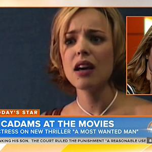 Rachel McAdams Watches 'Notebook' Audition For First Time