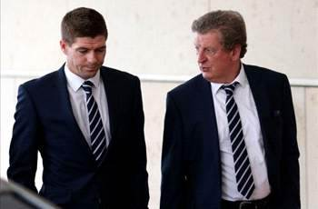 I would never turn my back on England, says Gerrard