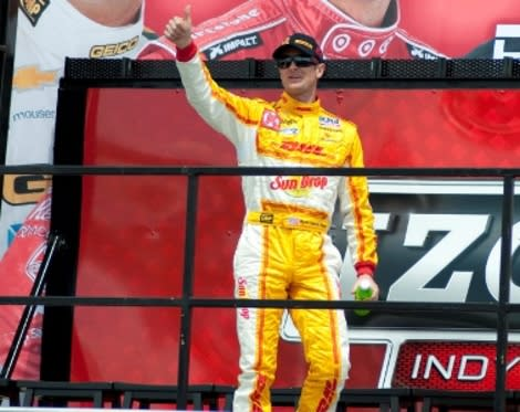 Andretti Autosport Driver Ryan Hunter-Reay Wins IndyCar Title: Fan's Look