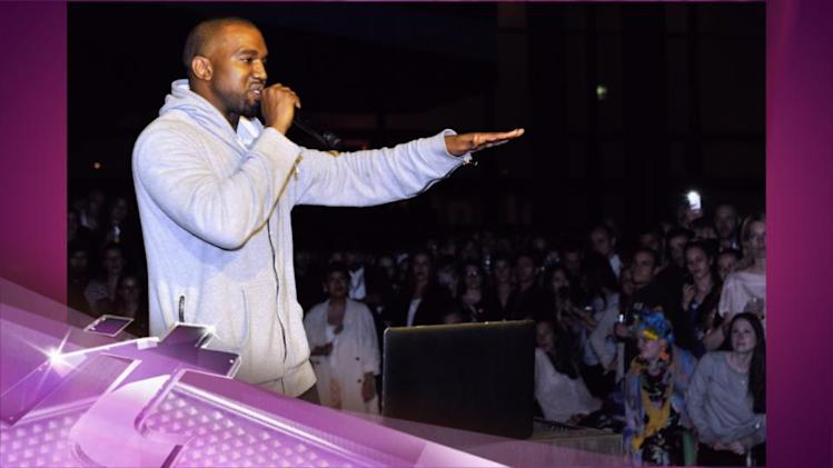 Entertainment News Pop: Kanye West Slammed by Parkinson's Group for Song Lyric