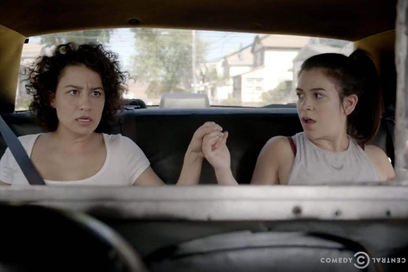 Celebrate friendship by watching this new trailer for Broad City's third season