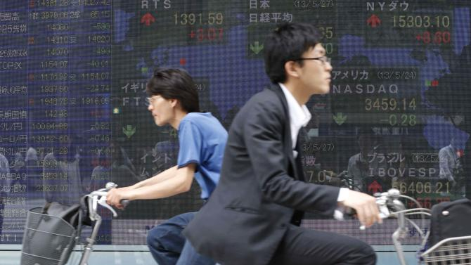 Asia stocks gain amid modest Nikkei recovery