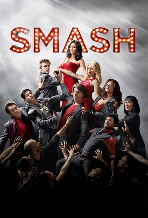 "The cast of ""Smash."""