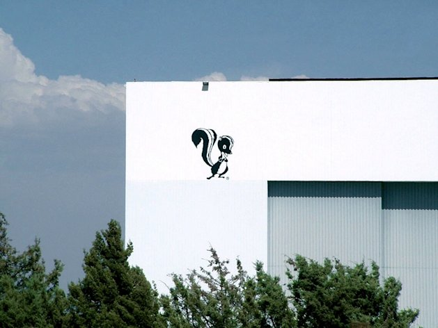 &lt;p&gt;Skunk Works logo&lt;/p&gt;