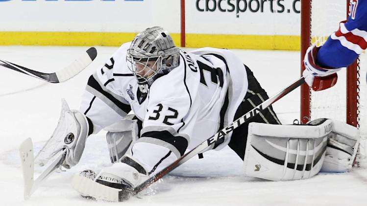LA Kings, Quick win Game 3, look for Stanley Cup sweep over Ran…