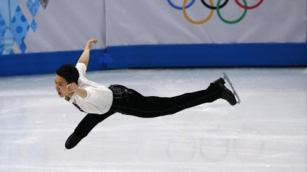 Kazakhstan's Denis Ten (Reuters)