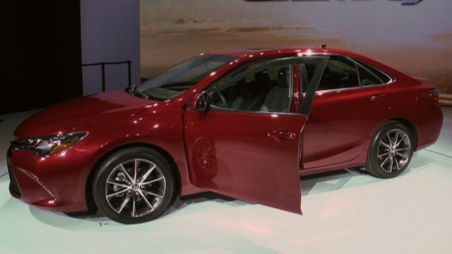 Can Toyota make the new 2015 Camry XSE sexy?