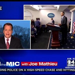 Behind The Mic With Joe Mathieu: Economic Sanctions On Ukraine