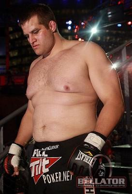Bellator Heavyweight Champ Cole Konrad Retires