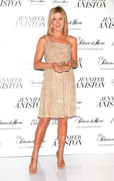 Jennifer Aniston Mexico Perf Launch