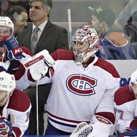 Canadiens' Carey Price out six weeks