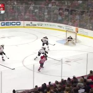 Niklas Svedberg Save on Jordin Tootoo (10:27/3rd)