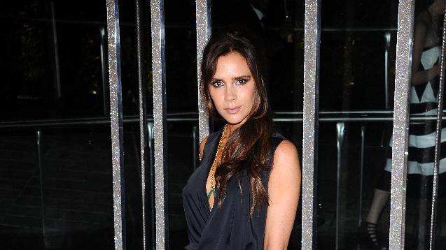 Victoria Beckham attends the 2015 CFDA Fashion Awards at Alice Tully Hall on Monday, June 1, 2015, in New York. (Photo by Charles Sykes/Invision/AP)