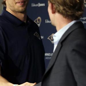 Rams and Foles Continue Contract Dialogue