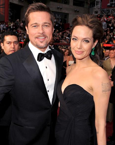 How Angelina Jolie and Brad Pitt Changed Their Mind About Marriage