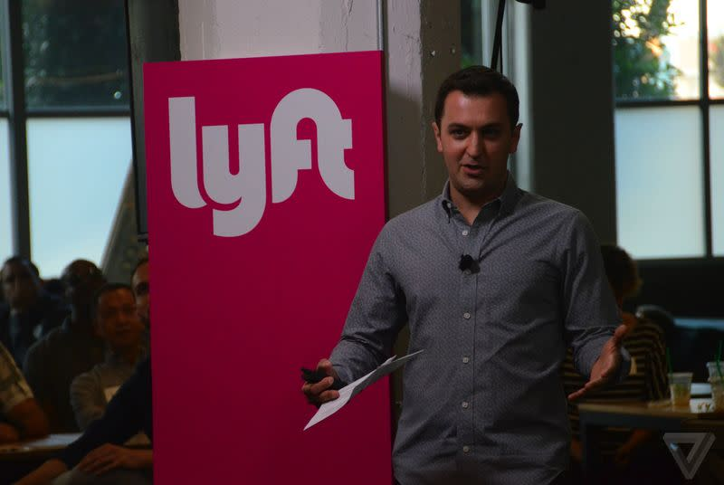 Lyft's new partnerships will give drivers free gas and access to rental cars