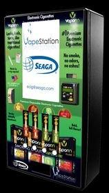 Vaporin Signs Exclusive Electronic Cigarette Distribution Agreement With Seaga, a Global Manufacturer of Vending Machines