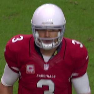 NFL NOW: Cardinals open up contract talk with Carson Palmer