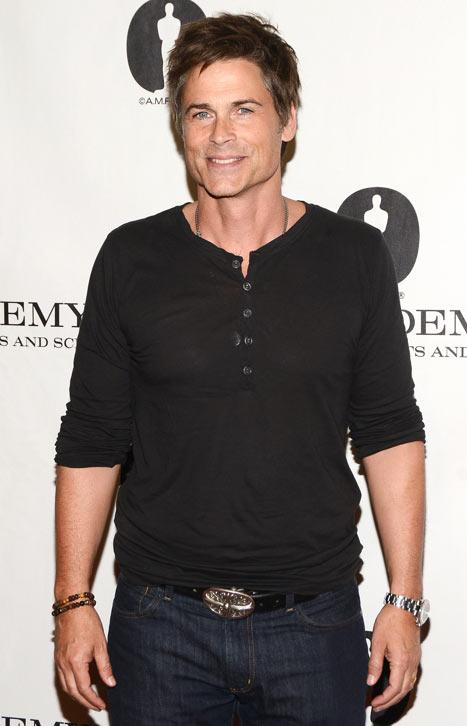 """Rob Lowe Celebrates 23 Years of Sobriety: """"It Works If You Work It"""""""