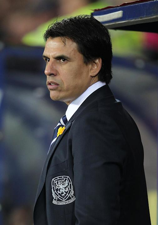 Chris Coleman has leapt to the defence of Jack Collison and James Collins