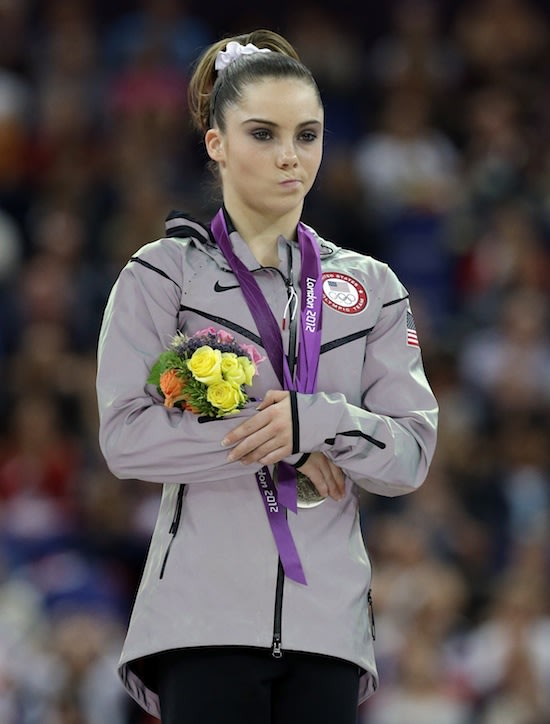 Will You Remember McKayla Maroney for Her Medals or Her Meme