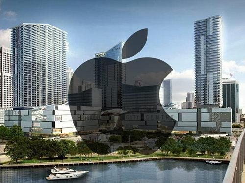 Apple's Largest Store in Florida Opening in Brickell City Centre