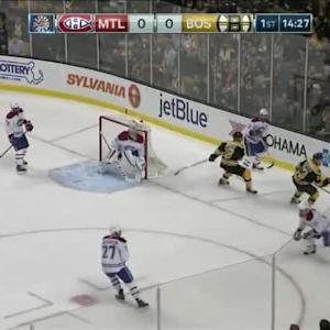 Carey Price Save on Matt Bartkowski (05:23/1st)