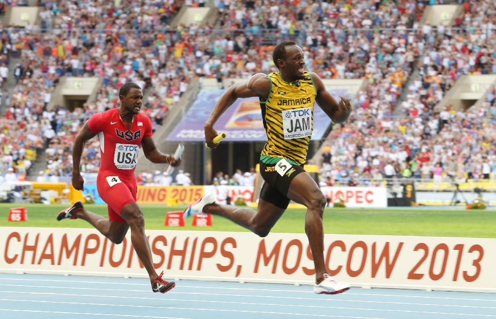 Bolt makes relay debut to set up season against Gatlin