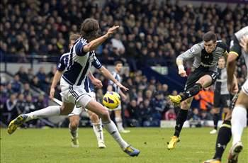 West Brom 0-1 Tottenham: Bale maintains Spurs' grip on fourth place