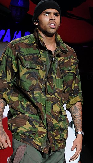 Chris Brown (C Flanigan/WireImage)