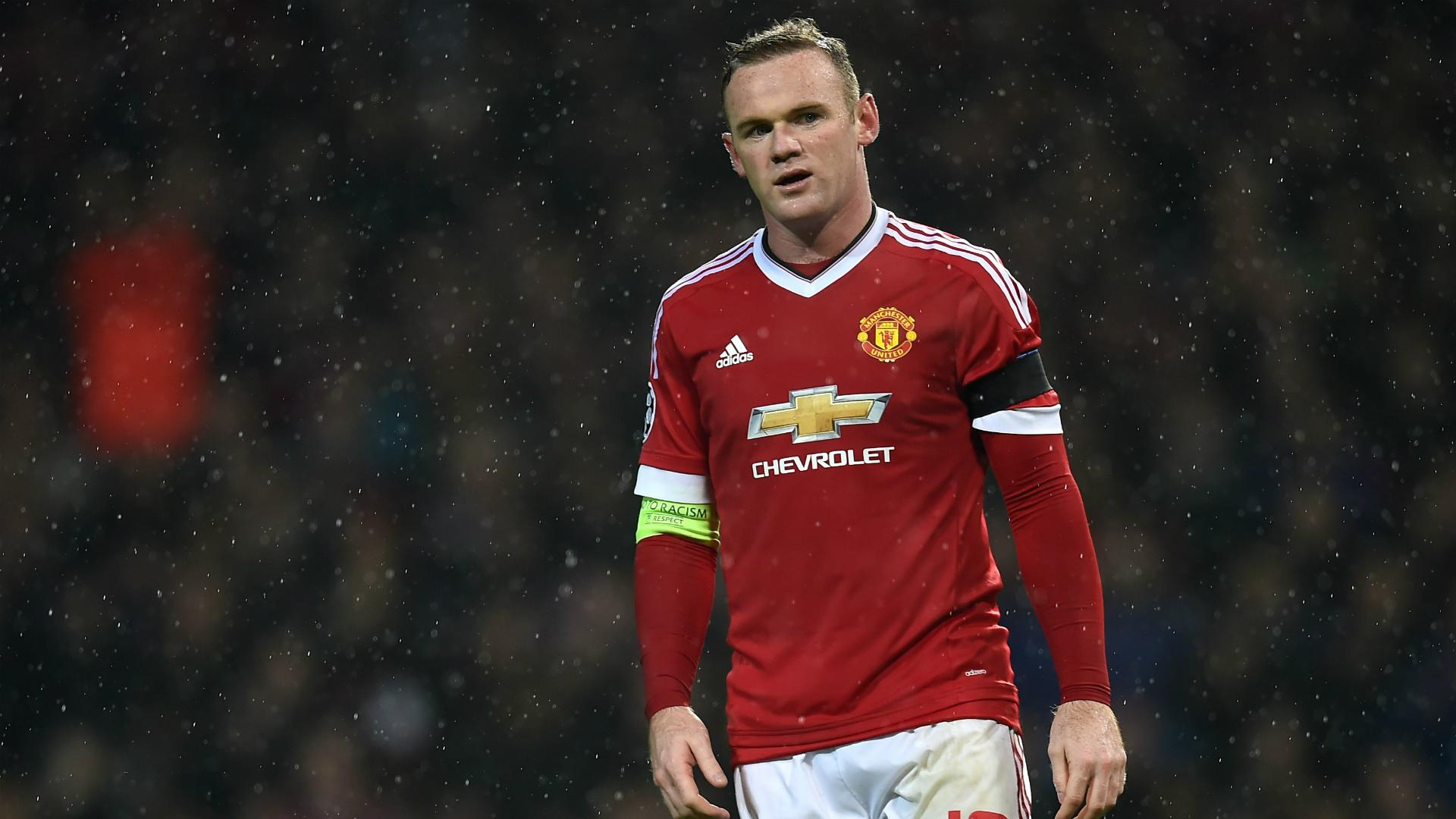 Rooney bullish on Champions League chances