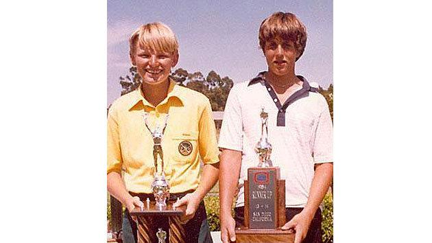 Ernie Els and Phil Mickelson