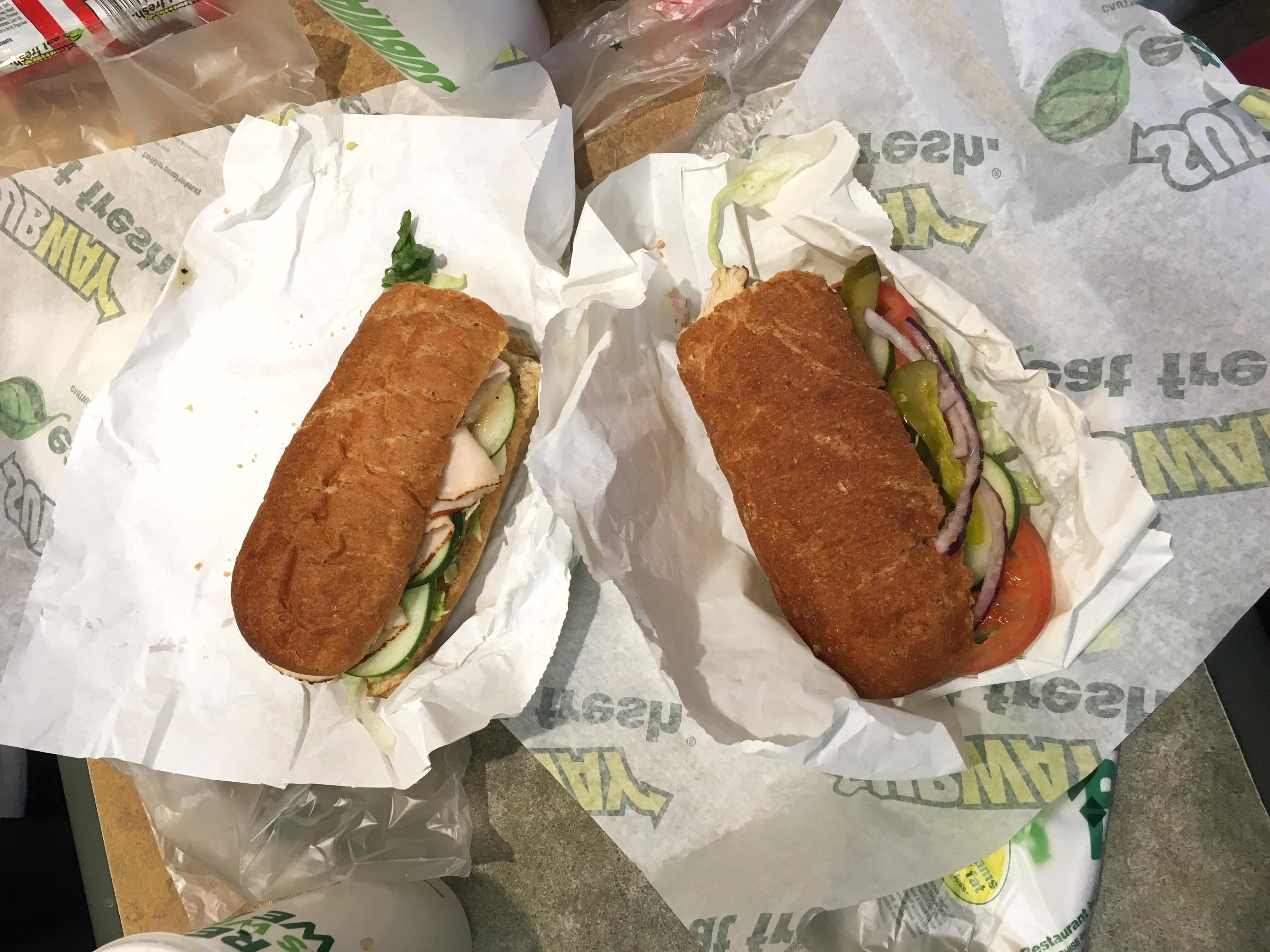 I went on the Subway diet for a week — here are 5 tips for ordering the best sandwich